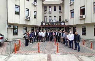 İYİ Parti Beykoz'a adliye yolu göründü!