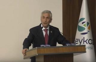 """Pekkip """"Beykoz Belediyesi 2000 lira bağış vermeyenlere..."""