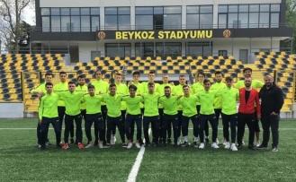 Beykoz U-19 Türkiye Şampiyonası için Kütahya'da