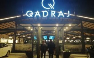 Qadraj Restoran Yöneticilerinden Beykoz'a Destek