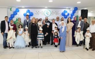 Beykoz Belediyesi'nden Şehit Ailelerine Sünnet Sevinci