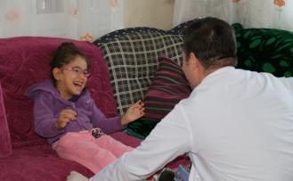 Beykoz'da Serebral Palsiye Evde Fizyoterapi Desteği