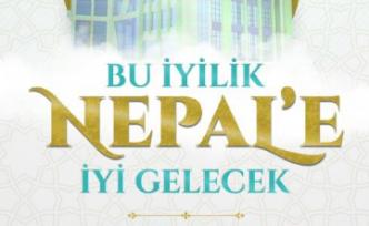 Bu İyilik Nepal'e İyi Gelecek