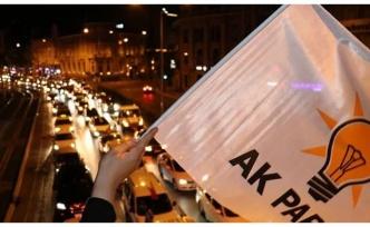 AK Parti Beykoz'da Tarumar Oldu!