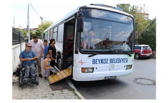 Gezici Sağlık Otobüsü'yle Sağlık Artık Kapınızda