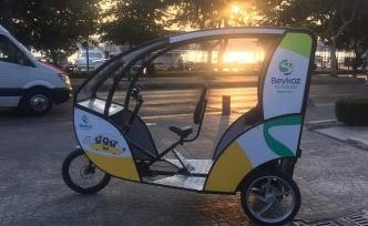 Yalıköy Paşabahçe Arası Ücretsiz Bisiklet Taksi Dönemi Başlıyor
