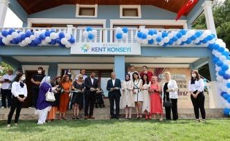 Beykoz Kent Konseyi Binası açılışı yapıldı