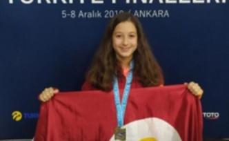 Yüzme Şampiyonasından Beykoz'a 2 madalya