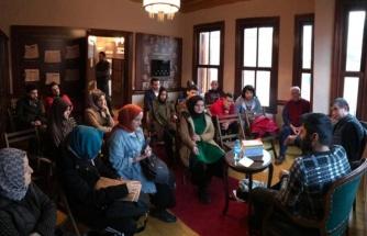 Mehmet Akif Ersoy Şiir Müzesi'nde Sezai Karakoç Şiiri Konuşuldu
