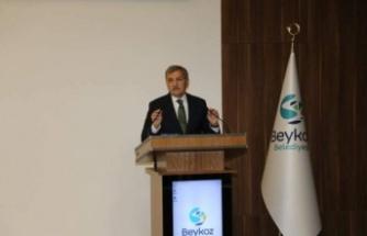 """Başkan Murat Aydın: """"Temel Problemleri Çözülmüş Bir Beykoz Devraldık."""""""