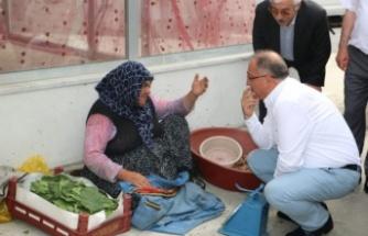 Yalova Belediye Başkanı Salman'dan Yenimahalle Ziyareti