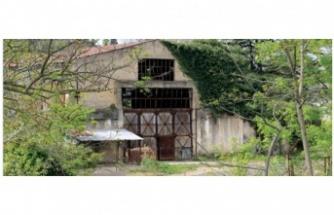 Eski Halat Fabrikası Otel Oluyor