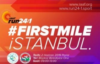 Run24:1 Koşusu Heyecanı Dünyayla Aynı Anda Beykoz'da