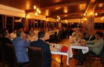 Spor Kulüpleri Murat Aydın ile Sahurda Buluştu