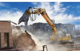 Çevre ve Şehircilik Bakanlığı Beykoz'da Yıkıma Geliyor
