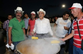 Küçüksu Çayırı Mısır Festivali'yle Eski Günlerine Kavuştu