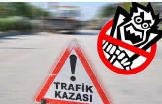 Beykoz'da Kazada Faciadan Dönüldü