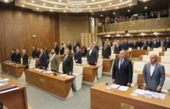 Belediye Meclisi'nde 'Gülen' Yok