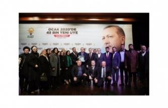 Hanefi Dilmaç, Cumhurbaşkanı Tarafından 2'nci Kez Ödüllendirildi