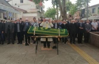 Ahmet Özdemir dualarla defnedildi