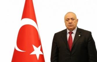 AK Partili Meclis Üyesi Mehmet Temel trafik kazası geçirdi