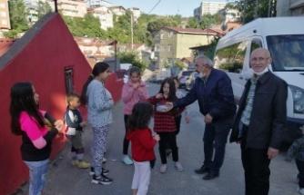 Beykoz'da her mahalleye böyle muhtar gerek!
