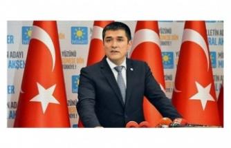 İYİ Parti İl Başkanı Kavuncu'dan Beykozluya bayram mesajı
