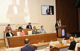 """Başkan Murat Aydın: """"5 Yılda 15 Yıllık Hizmetten Fazlasını Yaparız"""""""