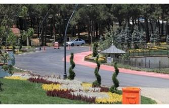 Beykoz'da yeni bir yaşam: Kanuni Kent Ormanı