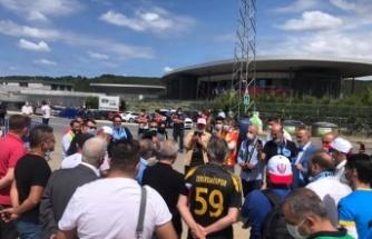 Riva'da BAL Ligi için adalet açıklaması yapıldı