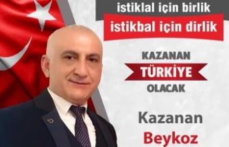MHP Beykoz'un ilk adayı Oğuzhan Karaman