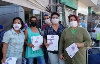 CHP'liler İstanbul Sözleşmesi'ni anlattı