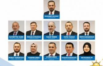 Hanefi Dilmaç'ın yürütme kurulu belli oldu