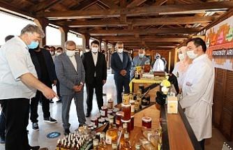 İstanbul'un doğal ve organik köy pazarı Beykoz'da açıldı!