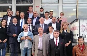 İYİ Parti Beykoz'dan STK ziyaretleri