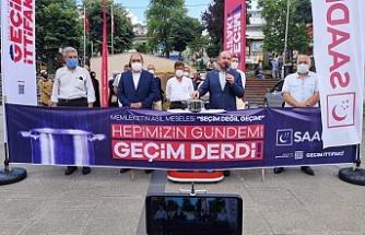 Saadet Partisi'nden ' Geçim İttifakı' açıklaması