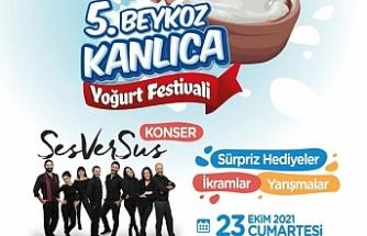 5. Beykoz Kanlıca Yoğurt Festivali'nde Lezzet Şöleni Yaşanacak