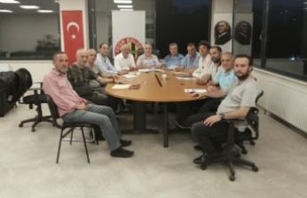 Beykoz Spor Kulübü'nde Görev Dağılımı Yapıldı