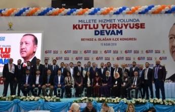 AK Parti Beykoz'da kongre yerine atama mı olacak?