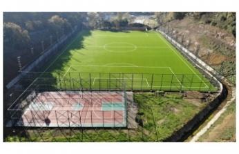 Beykoz'un yeni spor tesisleri...