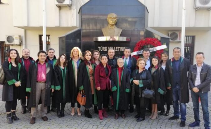 Beykozlu Avukatlar'dan Manifesto Gibi Kutlama