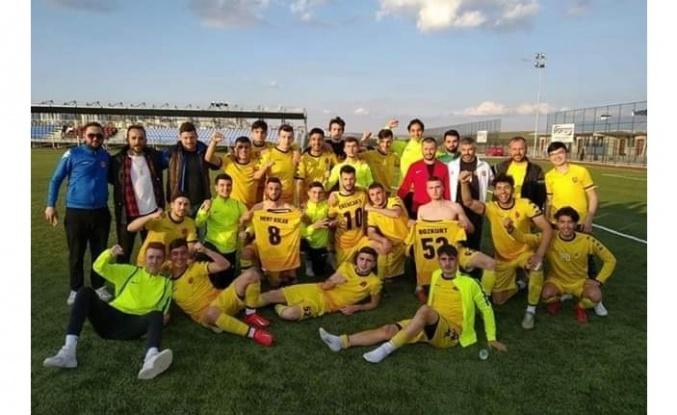 Beykozspor'un U-19 Ekibi Ankara Temsilcisini Ezdi Geçti