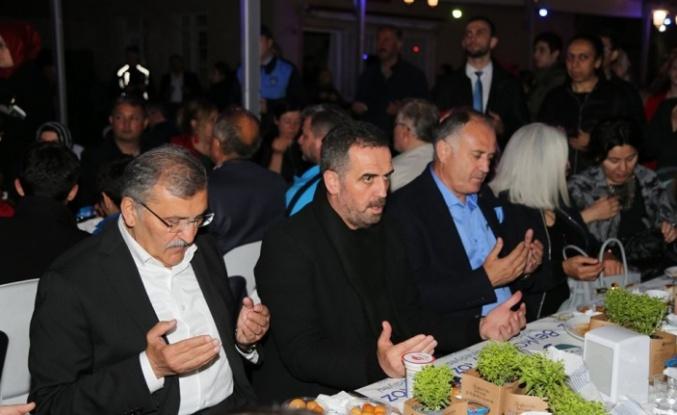 Tokatköy'de Gönülden Gönül'e İftar Sevinci