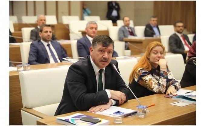 15 Temmuz Gazisi Beykoz Meclisi'nde Haykırdı: Aynı Gemideyiz