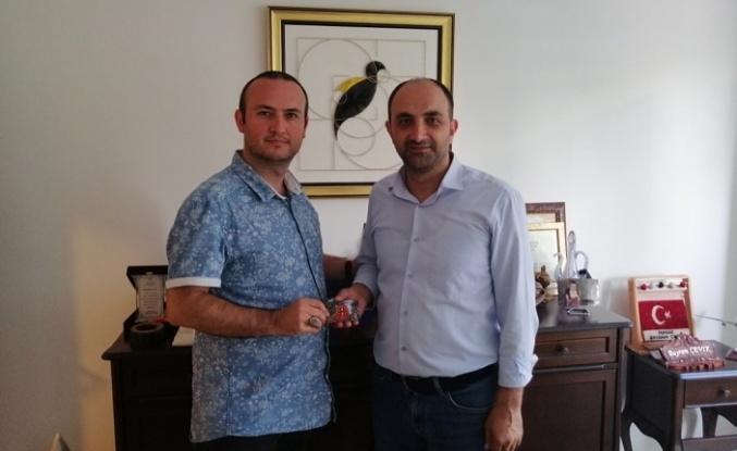 Bayram Çevik'ten Beykoz Spor'a Destek