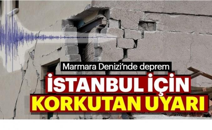 Bilim Adamlarından İstanbul İçin Büyük Deprem Uyarısı