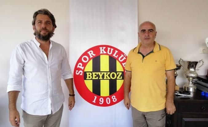 Cem Efe'den Beykoz Spor'a Destek