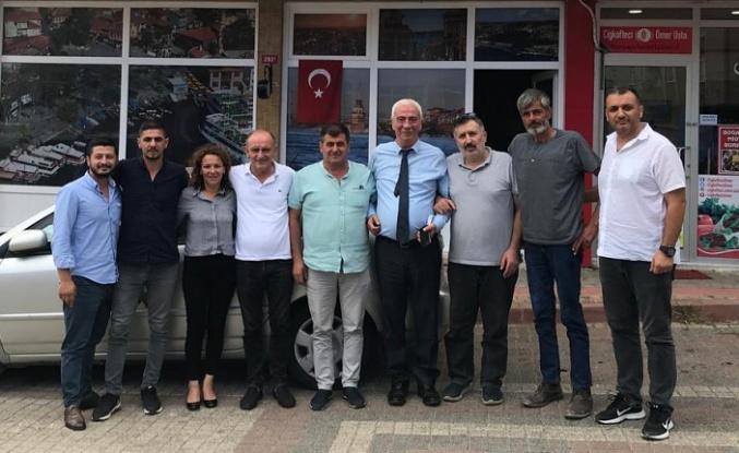 CHP'li Bahar Doğru, Tokatköy'de Dernekleri Kuşattı