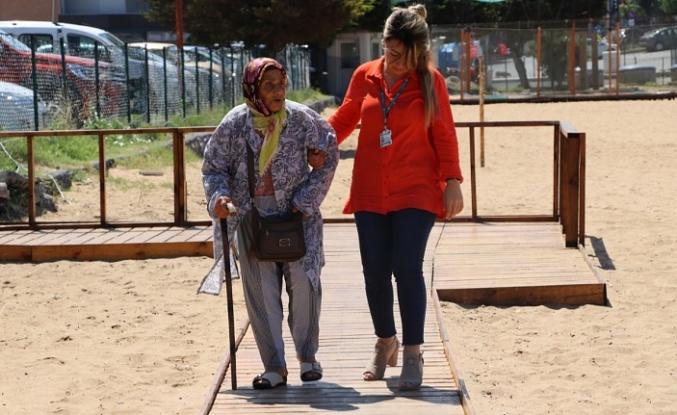 Beykoz'da Yaşlılara Sınırsız Hizmet
