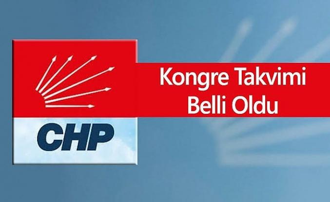 CHP Beykoz'da Kongre Takvimi Netleşti